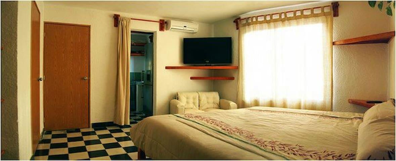 Comfortable apartament for rent - Mérida - Apartamento