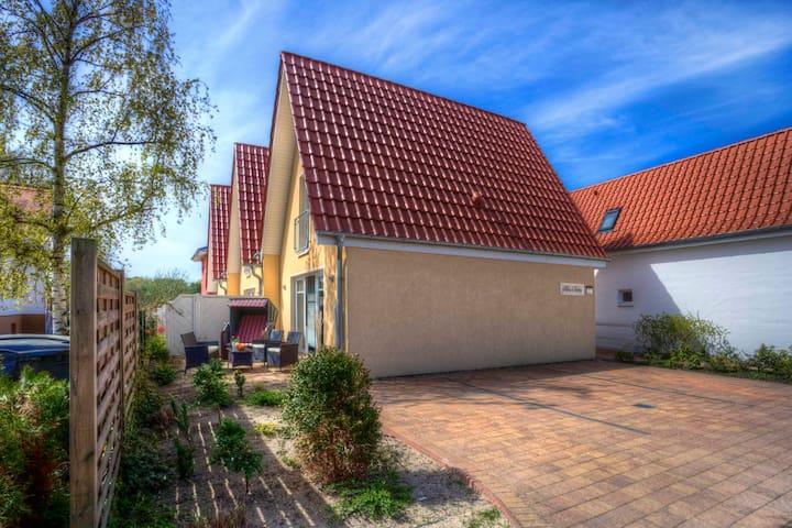 Ferienhaus zum Wohlfühlen - Heringsdorf - Talo