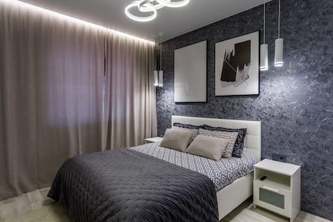 Двухкомнатная Квартира Премиум класса Конная, 40