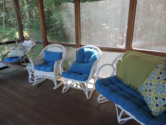 Private, Cozy Suite on Pristine Sebago Lake