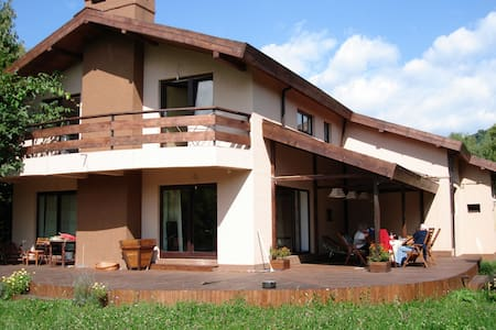 bamboo-villa the perfect place - Breaza de Jos - Villa
