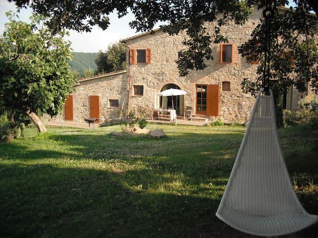 Agriturismo Le Valli_per 6+4 pers. - Casciana Terme Lari - Apartment