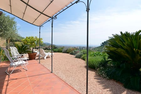 DREAM HOUSE  SEA VIEW IN LIGURIA WITH WIFI - Muratori - Casa