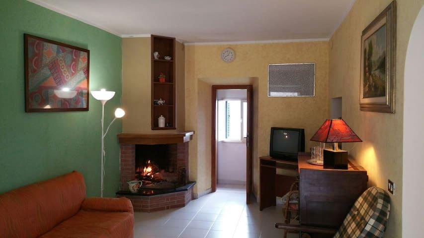 Casa Vacanze il PAPAVERO - Belmonte In Sabina