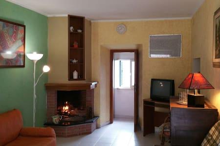 Casa Vacanze il PAPAVERO - Belmonte In Sabina - Дом