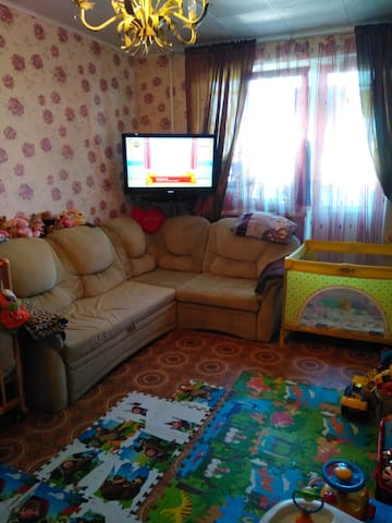 Apartment in Moscow near the Spartak stadium