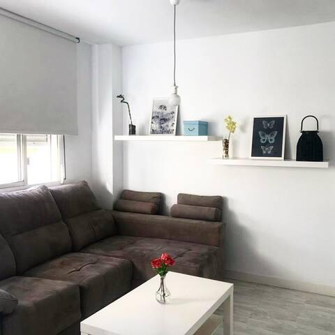 Apartamento Fuengirola Centro (Parking y WiFi)
