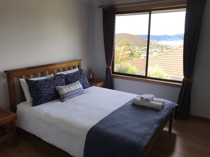 Your Hobart home - King Size Bed