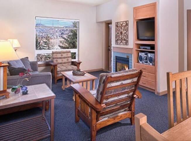 Steamboat Springs 2 Bedroom Condo - Steamboat Springs - Condominium
