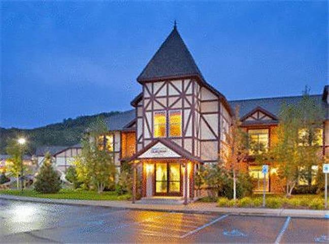 Mountain Run at Boyne™ 1 Bedroom suite - Boyne Falls - Huoneisto