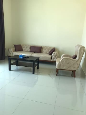 One bedroom & living room Apartment in Abudhabi