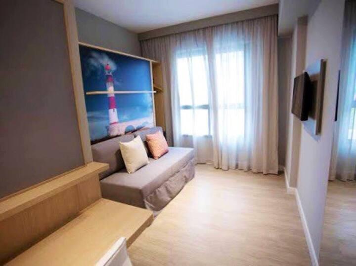 Suíte Adágio apart hotel 2903