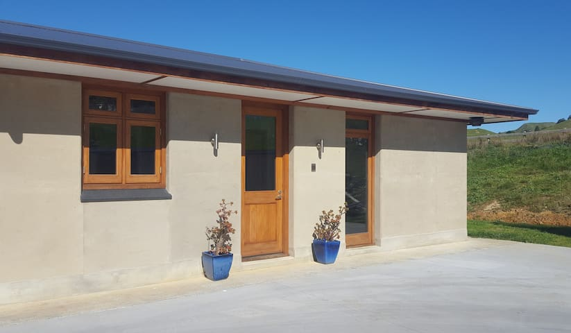 The Rammed Earth Guest House