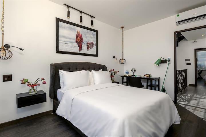 4 Bedrooms Apartment in EURO Village - Han river