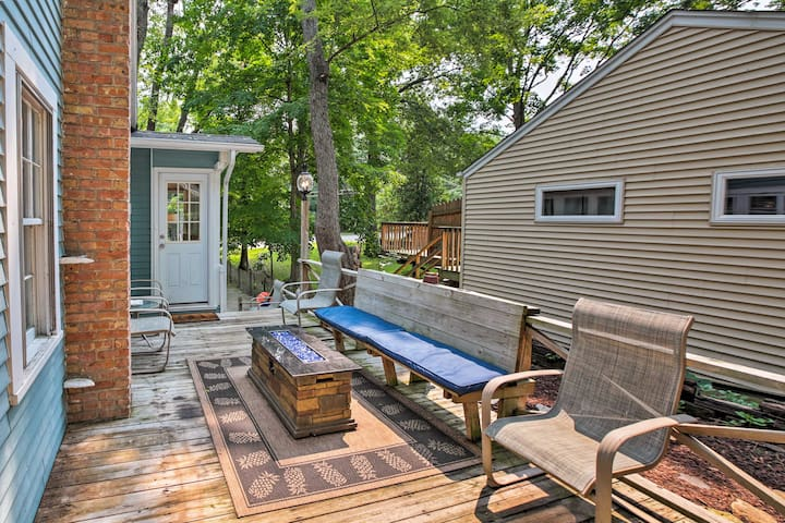 This home for 8 has everything you need for a memorable stay.