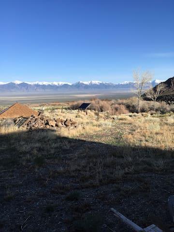 Barker Creek Ranch Nevada Oasis - Round Mountain - Maison de vacances