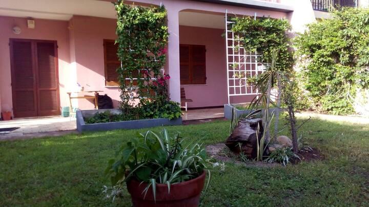 Villa MENDITTO - mediterranean sunny holiday house