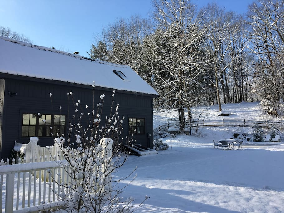 Winter time at Summerhouse