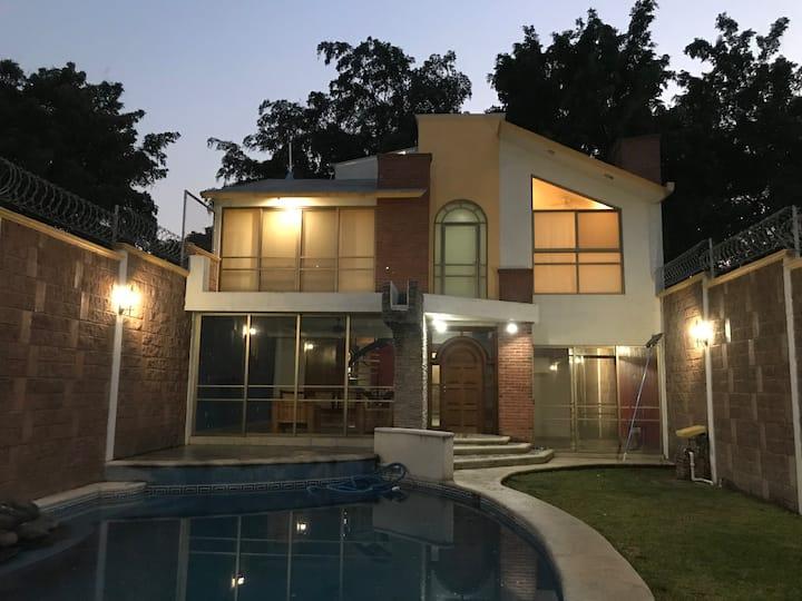 Casa, Estancia Completa, Eventos Cocoyoc
