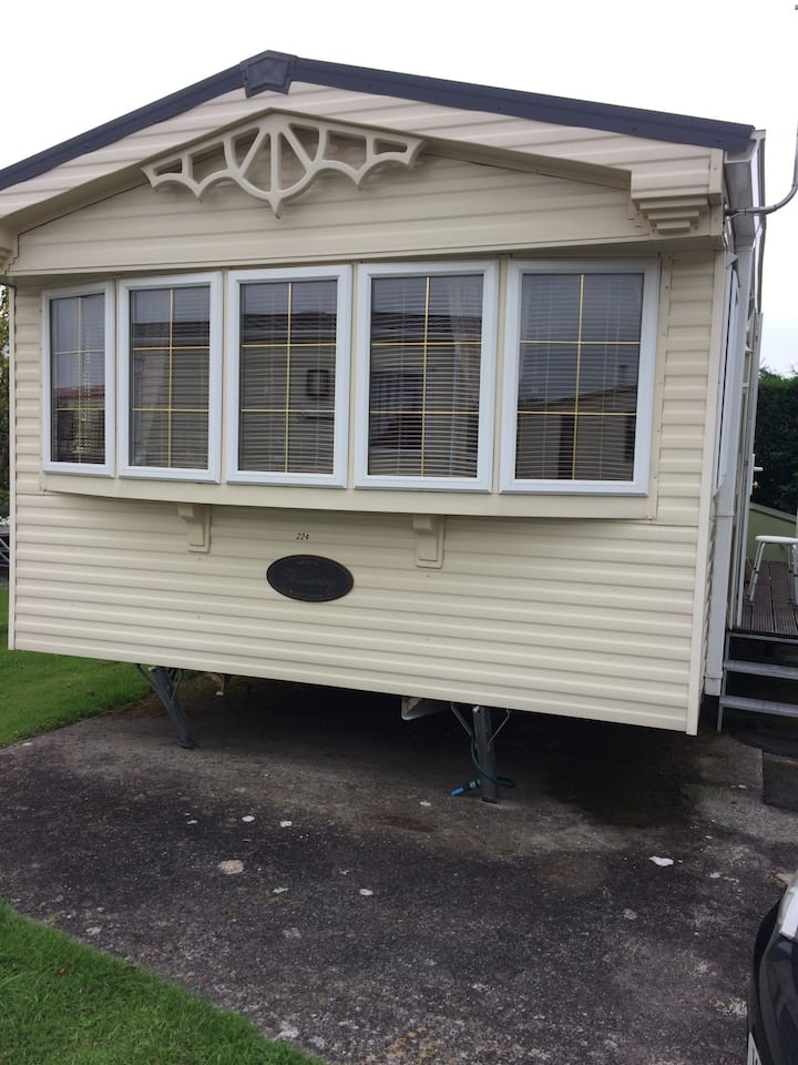 2 Bedroom caravan (224) Dog Friendly