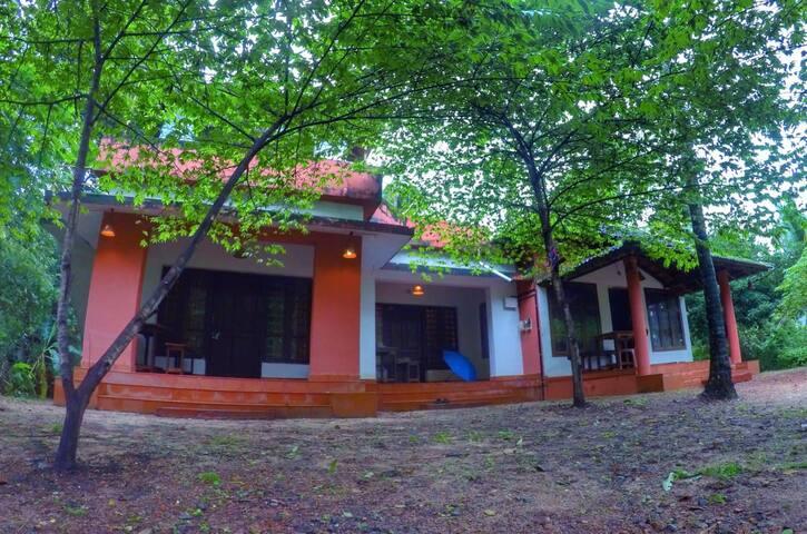 Bodhi Beach House Kannur -Exterior View