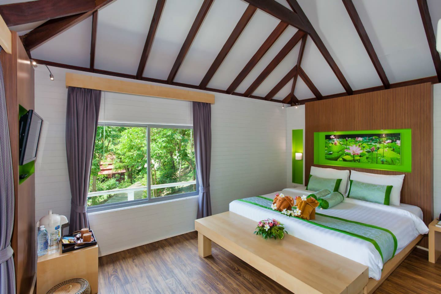 ideal retreats for couples offering privacy, peace and tranquillity