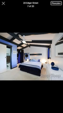 master room rent