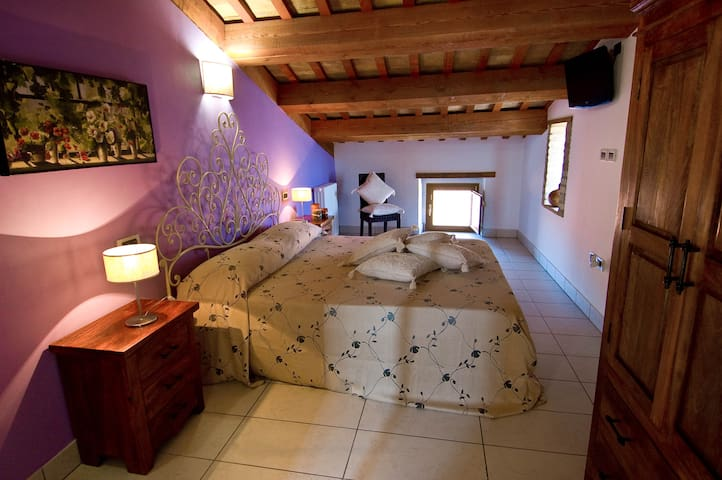 B&B La Casa del Palombaro camera per 1/ 2 pax - Ortona - Bed & Breakfast