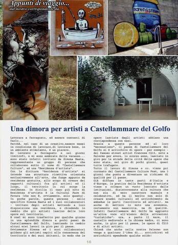 Casa residenza d'artista - Castellammare del Golfo - Hotel ekologiczny
