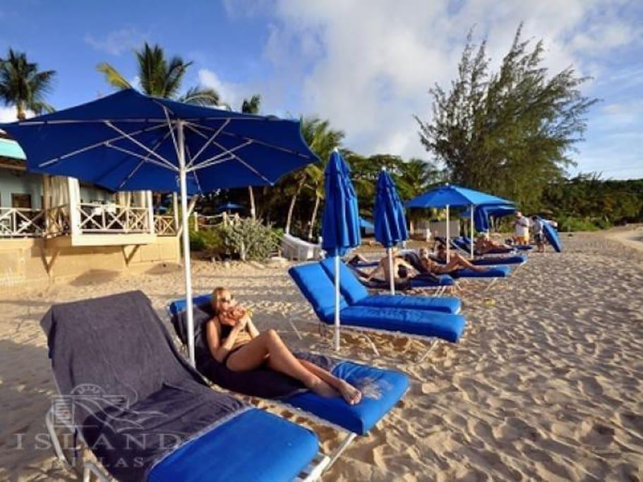 Resort Beach Club (off site)