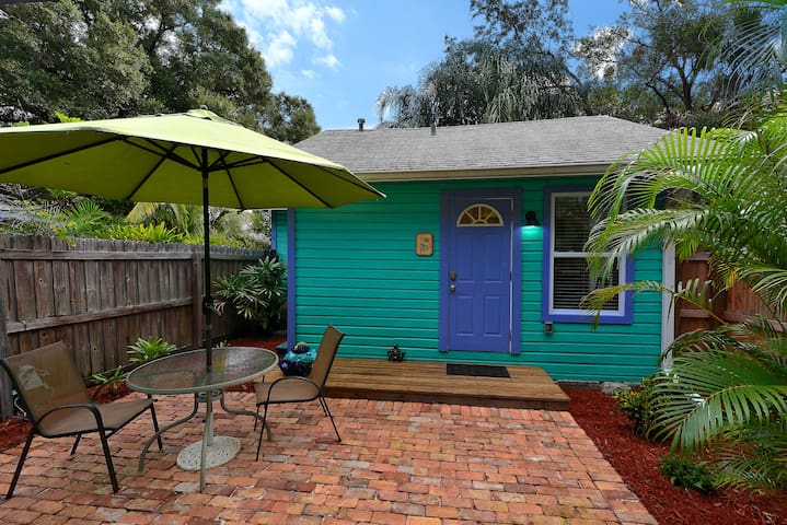 The Frog House-Walk to Main St.-Downtown Sarasota