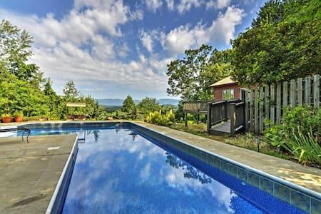 'Billingsly Hill Retreat' - 3BR Marietta House - Greenville County - Hus