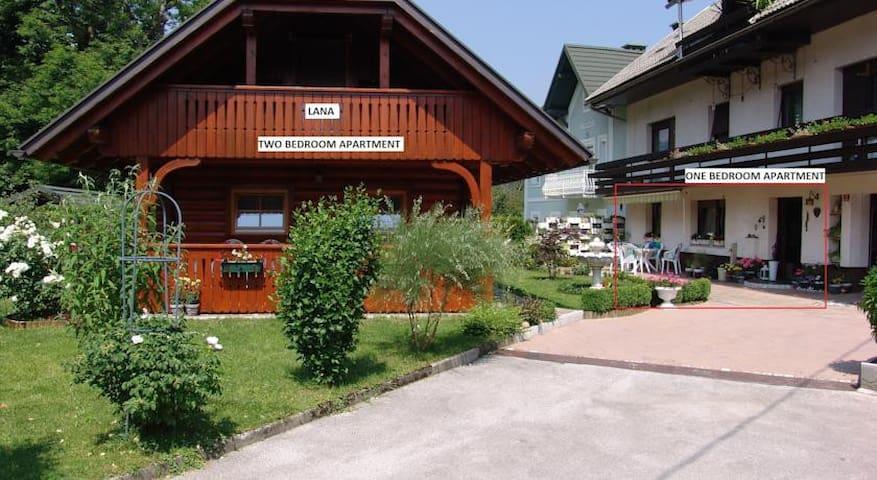 Apartments Lana - Chalet - Bled