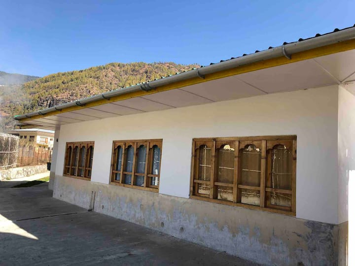 Paro, Bhutan quiet rooms outside town 4#