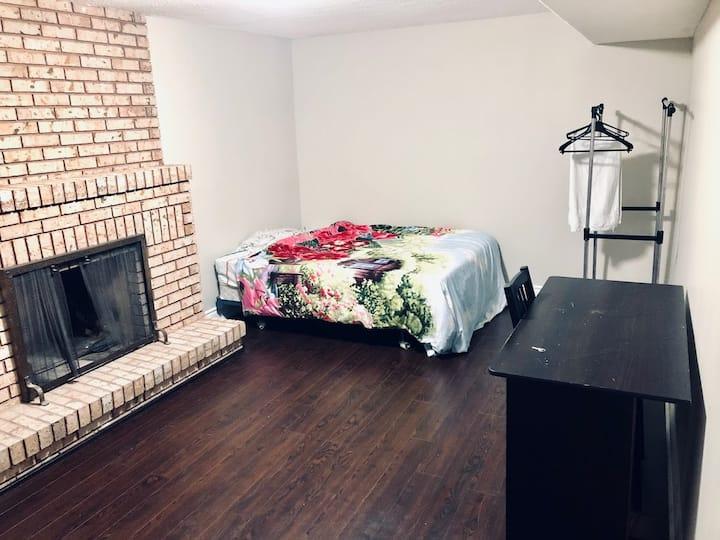New 2 basement bedroom