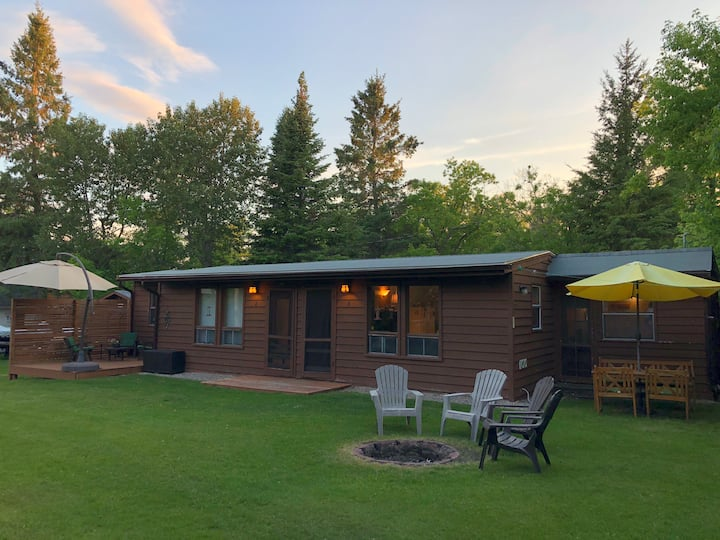 Gull Lake Duplex Cabin