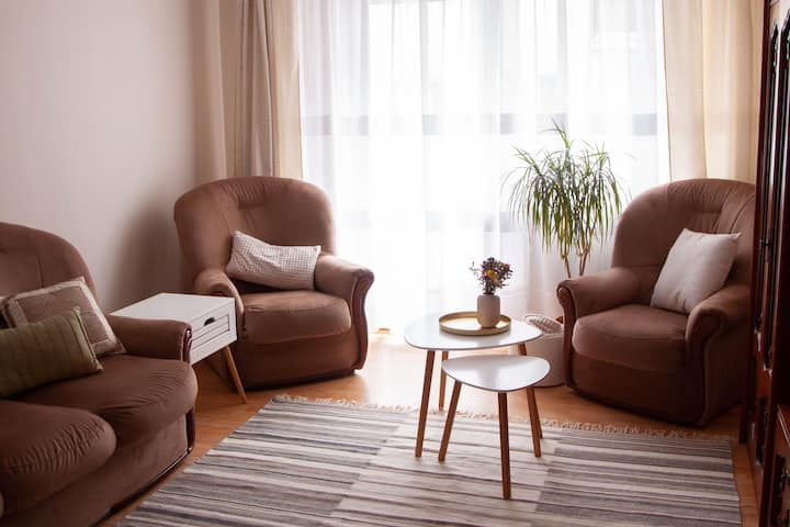 21 Cozy Apartament