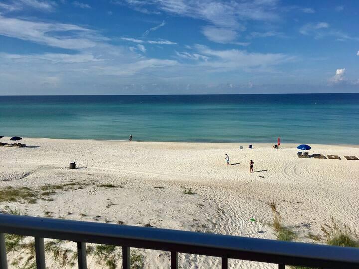 ❤️'WE ARE OPEN' FL GOV ☀ BOOK NOW Beachfront Condo