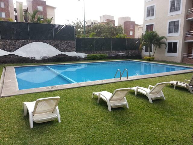 Adorable departamento en Cuernavaca! - Emiliano Zapata - Byt
