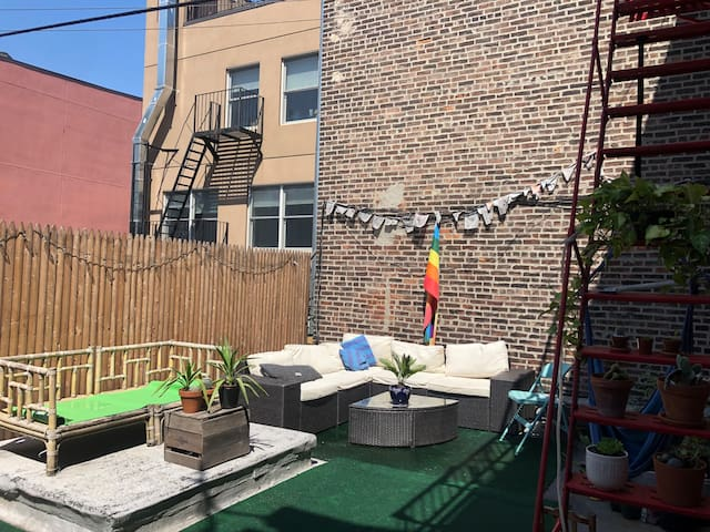 Greenpoint Oasis