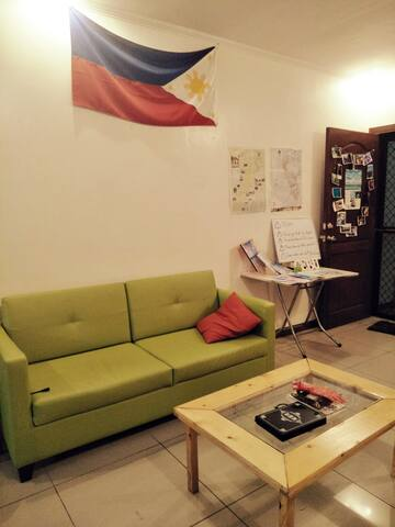 Share living room