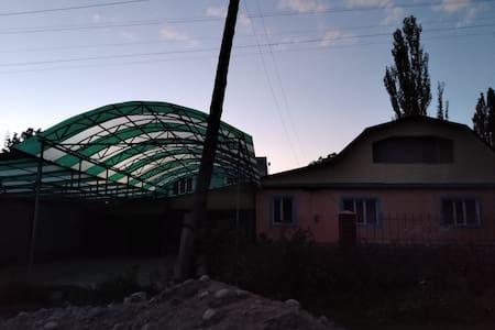 Homestay close to Karakol