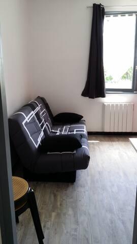 Studio indépendant centre de Clisson
