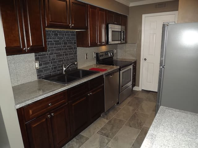 Newly Remodeled Downtown Nashville Condo