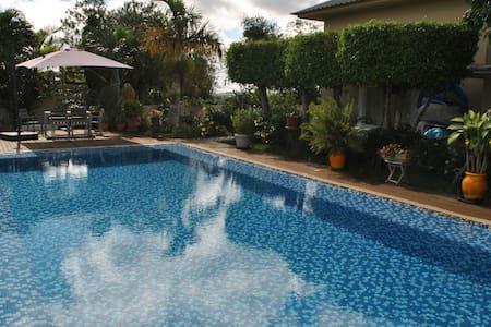 Beautiful House w/ Swimming Pool - Mapou - Casa