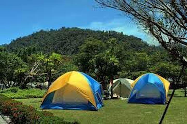 6人帳篷每頂 每晚500元清潔費 - 屏東縣港仔村港仔路151之7號 - Trailer
