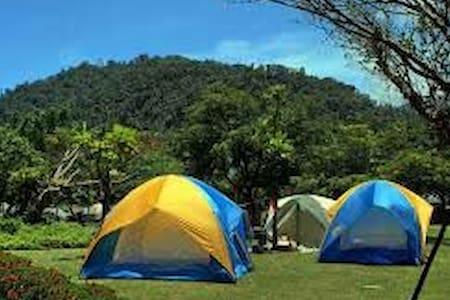 6人帳篷每頂 每晚500元清潔費 - 屏東縣港仔村港仔路151之7號