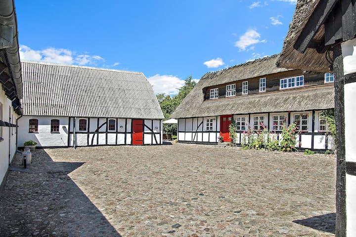 Fynsk idyl, tæt på H.C.A hus og Egeskov slot. - Ringe - Casa