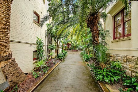 Renovated Art Deco Studio Apartment - Rushcutters Bay - Appartamento