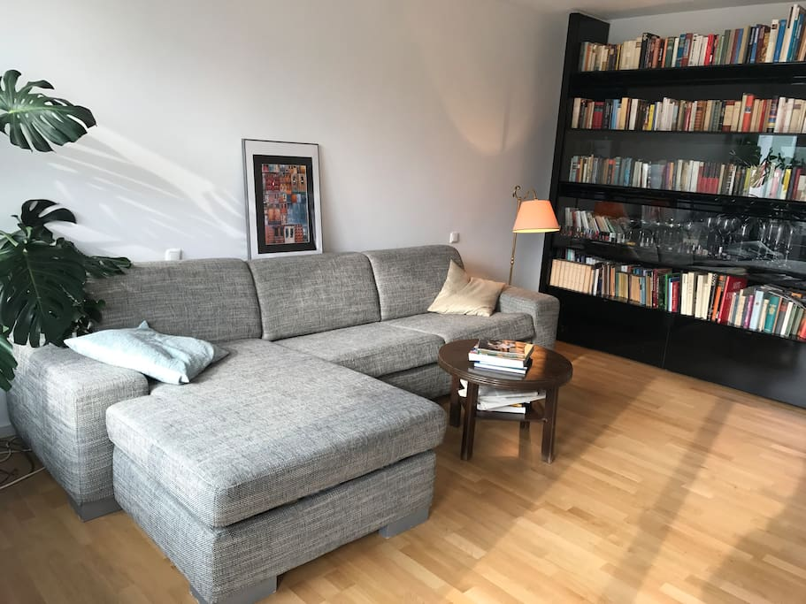 living room with sofa bed 3